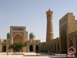 Комплекс Пой-Калян (XII - XVI вв). Бухара, Узбекистан