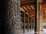 Djuma Mosquée (X s.). Khiva, Ouzbékistan