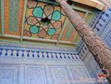 Palais Tach-Hawli (XVIII s.). Khiva, Ouzbékistan