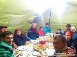 Кухня. Альплагерь «Чимган» компании Central Asia Travel. Чимган, Узбекистан