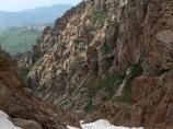 Ущелье Аксай. Чимган, Узбекистан