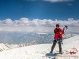 Вершина Большого Чимгана (3309м)