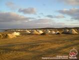 To Aydarkul Lake via Kyzyl-Kum desert