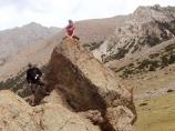 Journey to Aksu and Sabakh peaks