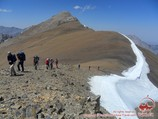 Udobniy pass (4140 m). Pamir-Alay area, Kyrgyzstan