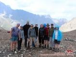 Перевал Урям (3760 м). Район Памиро-Алая, Кыргызстан