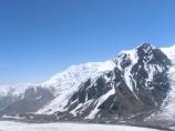 Район Лагеря 1 (4400 м) компании «Central Asia Travel». Пик Ленина, Памир, Кыргызстан