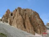 Район Базового лагеря компании «Central Asia Travel». Пик Ленина, Памир, Кыргызстан