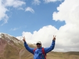 Прогулки к озерам. Пик Ленина, Памир, Кыргызстан