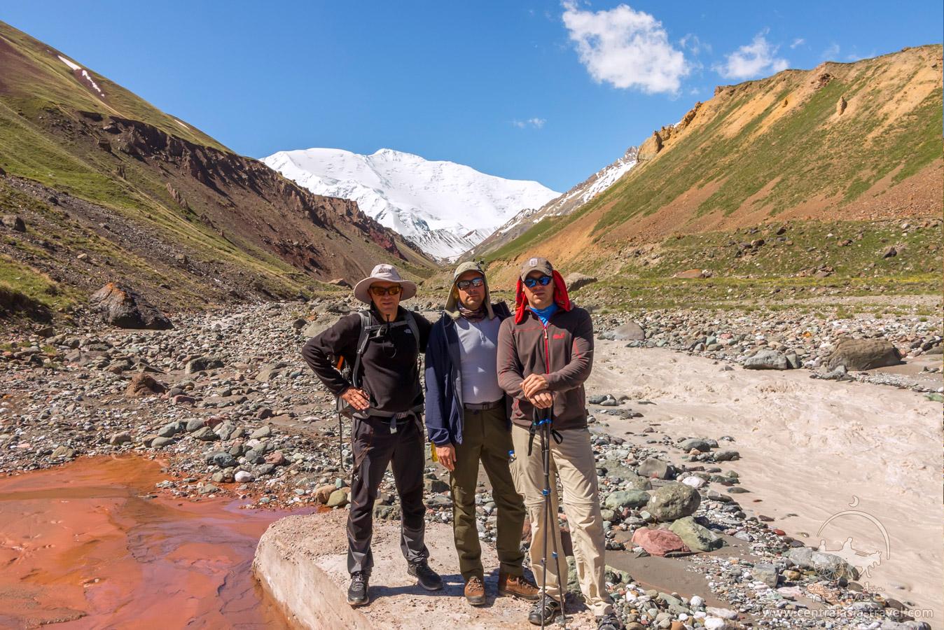 Umgebung des Basislagers (3600 m)