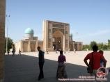 Ensemble Hazret Imam. Taschkent, Usbekistan