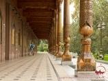 Platz der Unabhängigkeit in Taschkent