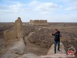 Kyz-Kala Fortress. Merv, Turkmenistan