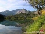 Озеро Ири-Кёль. Тянь-Шань, Кыргызстан