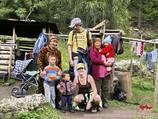 Kirghiz people. Tien Shan, Kyrgyzstan