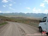 По дороге к озеру Сон-Куль. Кыргызстан
