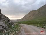 Суусамырская долина. Кыргызстан