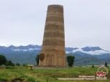 Der Burana-Turm