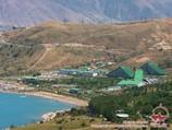 Побережье Чарвакского водохранилища. Западный Тянь-Шань, Узбекистан
