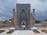 Мавзолей Гур-Эмир (XV век). Самарканд, Узбекистан