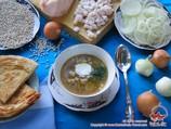 Cocina uzbeca. La sopa Shurpa