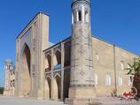 Медресе Кукельдаш. Узбекистан, Ташкент