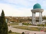 Ротонда комплекса Памяти Жертв Репрессий. Ташкент, Узбекистан