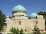 Ensemble Sheikhantaur. Tashkent, Uzbekistan