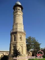 Complejo Zangui-Ata. Tashkent, Uzbekistán