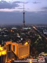 Torre de televisión de Tashkent