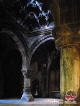 Средневековый собор в Армении