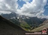 Перевал Урям, Кыргызстан, район Памиро-Алая