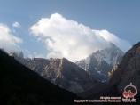Пик Аксу, Кыргызстан, район Памиро-Алая