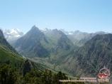 Перевал Ак-Тюбек, Кыргызстан, район Памиро-Алая