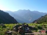 Перевал Кош-Майнок, Кыргызстан, район Памиро-Алая