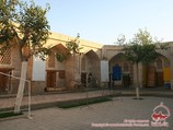 Caravansérail Nogaï. Boukhara, Ouzbékistan