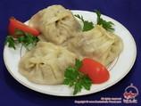 Cocina uzbeca. Los manti uzbecos