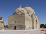 Мавзолей Сайф-ад-Дина Бахарзи. Бухара, Узбекистан