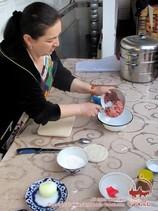 Рецепт начинки для ханум. Узбекская кухня