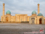 Barak-Khan Madrasah. Uzbekistan, Tashkent