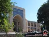 Медресе Кукельдаш. Бухара, Узбекистан