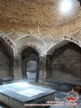 Medieval Hammam Bathhouses. Uzbekistan, Bukhara