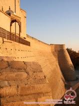 Ark Fortress. Bukhara, Uzbekistan