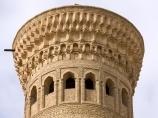 Minarete Kalyan. Conjunto Poi-Kalan. Bujará, Uzbekistán