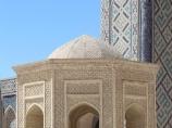 Mezquita Kalyan. Conjunto Poi-Kalan. Bujará, Uzbekistán