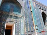 Комплекс Шахи-Зинда. Самарканд, Узбекистан