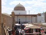 Aq Mosque. Khiva, Uzbekistan