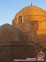 El masoleo de Said Allauddin. Jiva, Uzbekistán