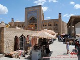 Madraza de Allakuli-Khan. Jiva, Uzbekistán