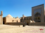 Медресе Аллакули-хана. Хива, Узбекистан